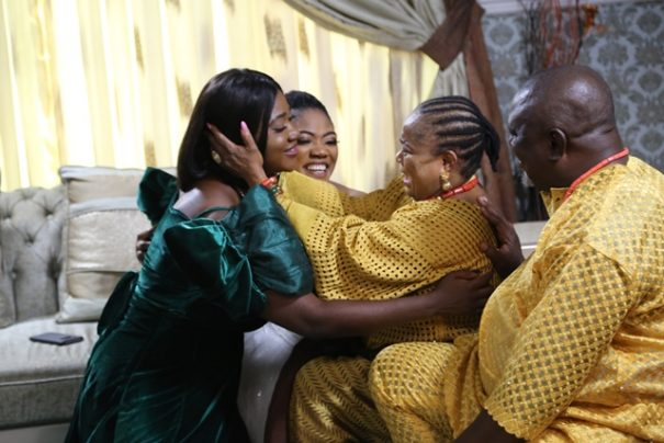 "BTS: ""Seven and a Half Date"" is set to feature Mercy Johnson Okojie, Toyin Abraham, Jim Iyke, Sola Sobowale, Toyin Abraham"