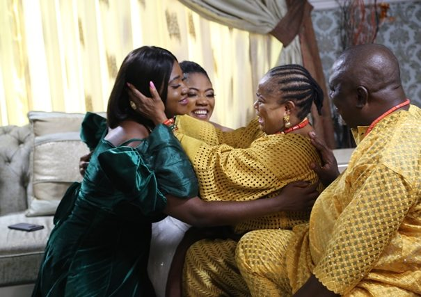 """BTS: """"Seven and a Half Date"""" is set to feature Mercy Johnson Okojie, Toyin Abraham, Jim Iyke, Sola Sobowale, Toyin Abraham"""