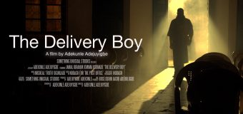 "Nodash's ""The Delivery Boy"" Screens at the 25th New York African Festival!"