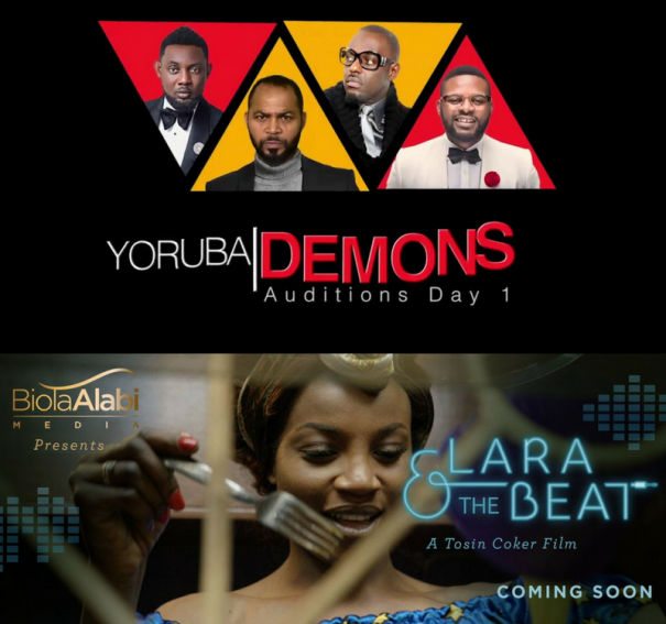 5 Nollywood films expected for release in the second half of 2018!