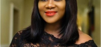Mercy Johnson Returns To Film After Mother's Death!