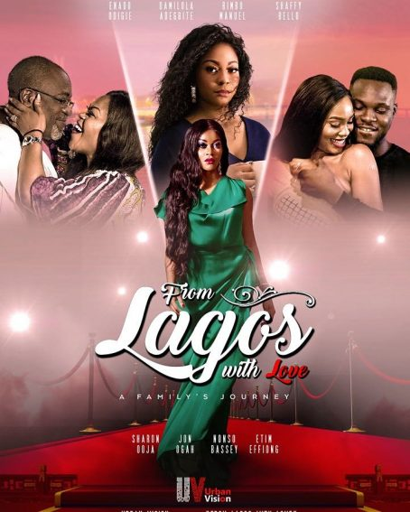 """From Lagos with Love"": This is what you should know about the movie slated for August release"