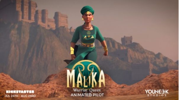 Malika the Warrior Queen: Studio launches kickstarter campaign to raise budget for animated film
