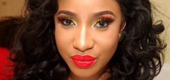 Tonto Dikeh Implores Nigerians to Support Her Charity Foundation!