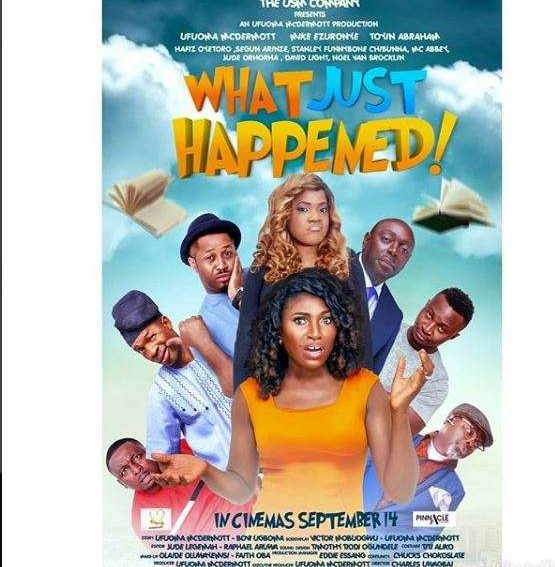 "Ufuoma McDermott set to release ""What just Happened"" this September!"