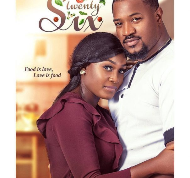 Looks romantic! Check out the official poster for 'Twenty Six' Starring Mofe Duncan & Lota Chukwu.