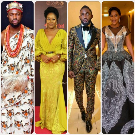 10 Best Dressed Looks of the #AMVCA2018!