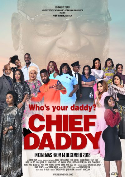 Claws Come Out In The 4th Teaser of 'Chief Daddy'!