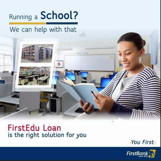 FIRSTEDU: The Educational Solution from FirstBank.