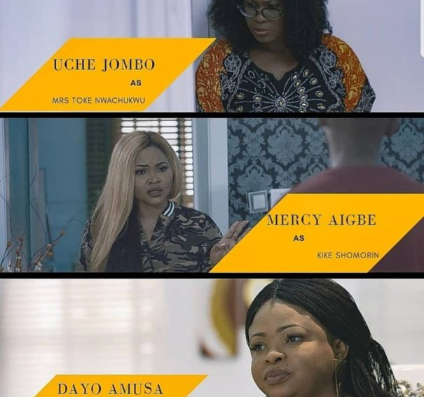 "#NTA: Dayo Amusa Releases Trailer for ""That Which Binds Us""!"