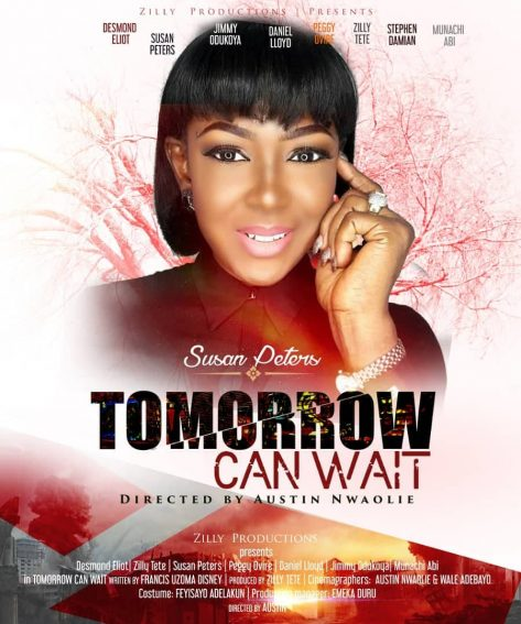 "Check out Susan Peters on the Poster for ""Tomorrow Can Wait"""