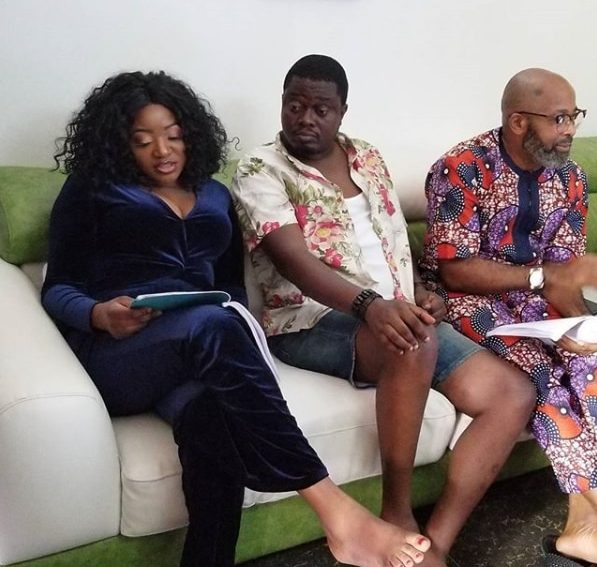Bolanle Ninalowo and Oyin Laz star in a new movie on behavioral disorder
