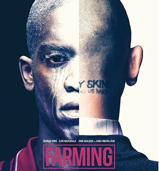 "Adewale Agbaje releases movie poster for ""Farming"""