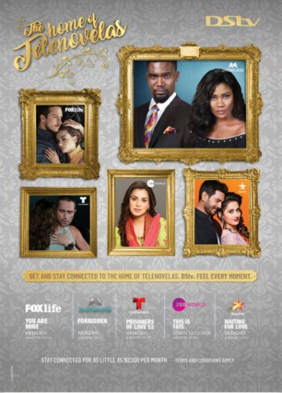 Watch Your Favourite Telenovelas for as Low as N2000!