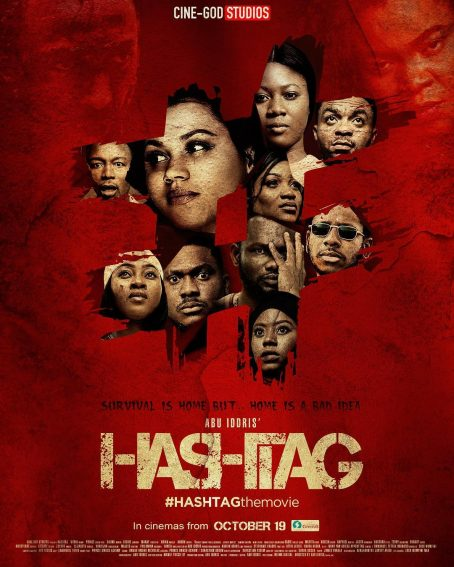 #NTA: Watch Nadia Buari, Jefferey Naurtey & Shirley Tibila in 'Hashtag'!