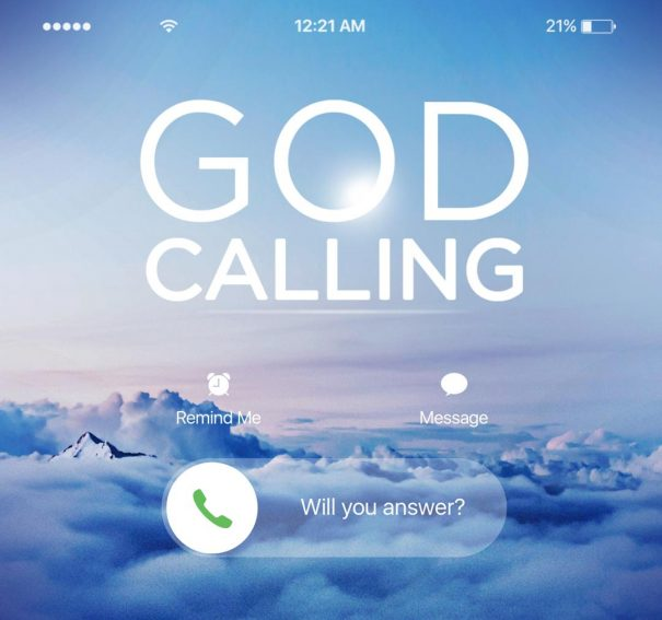 """""""God Calling"""", Set To Hit Cinemas & Churches From December 21st!"""
