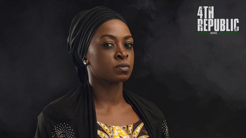 Kate Henshaw goes Political in first teasers for 4th Republic!