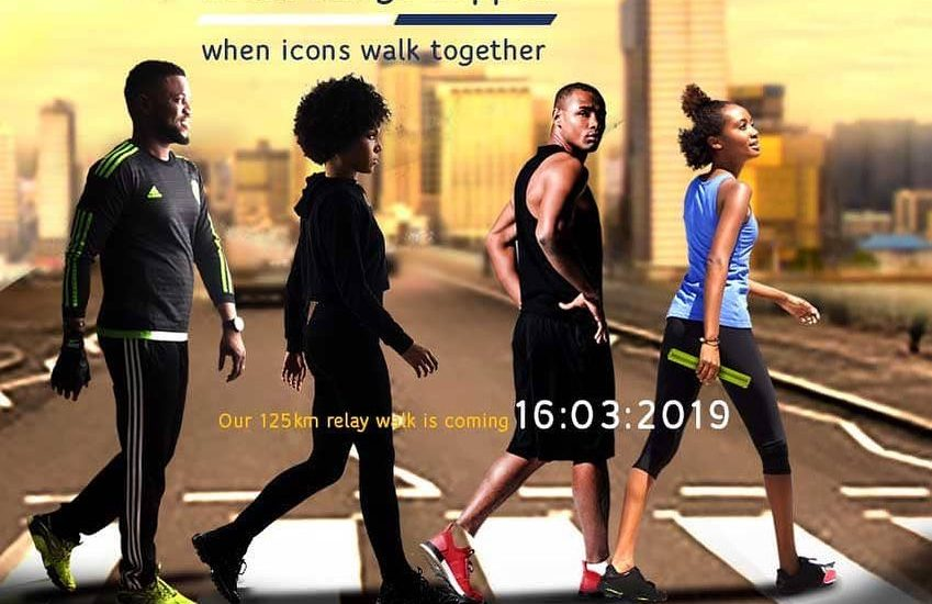 125 Years Anniversary: FirstBank Embarks On 125km Relay Walk To Greatness
