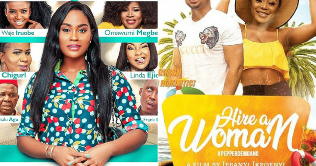 #MondayMovieMadness: 10 Nollywood Movies Showing In Cinemas This Week!