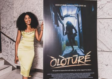 Watch: Ebony Life Premieres the trailer for Òlòtūré + holds private screening in LA