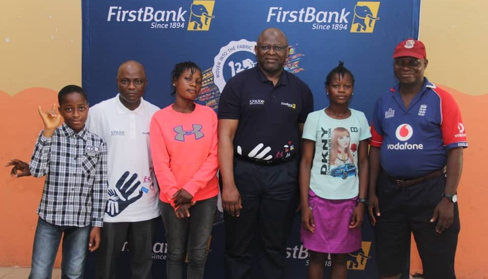 FirstBank restates commitment to children with special needs.