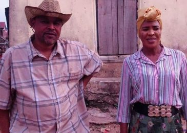"Faithia Williams and Saidi Balogun ""Couple Up"" in new movie!"