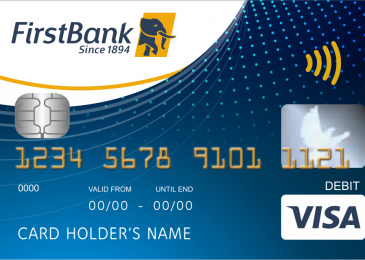 Go Cashless This Summer With FirstBank Visa Multi-Currency Card.