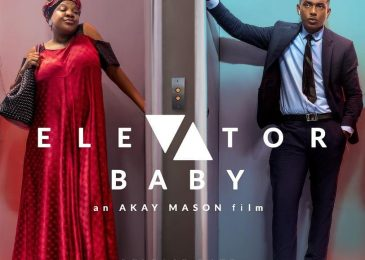 "NTA: Watch Toyin Abraham Flaunt her Baby Bump in ""Elevator Baby""!"
