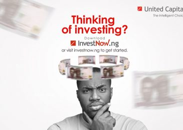 """United Capital's """"InvestNow"""" goes live on iOS."""