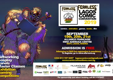 Excitement As Africa's Biggest Geek and Pop Culture Marketplace Returns This September.