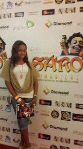 Saro 'The Musical'