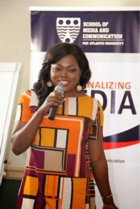 The Nollywood Studies Centre Presents; Funke Akindele: Promoting ValuesThrough Film