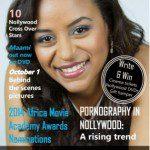 Nollywood Trailblazer Michelle Bello headlines Nolly Silver Screenonline magazine