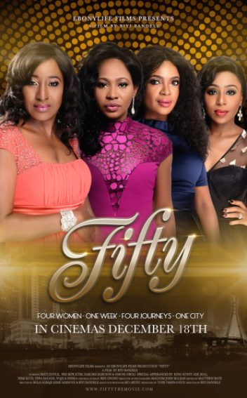Fifty' to premiere at the London Film Festival