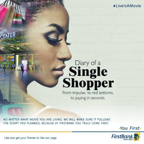 FirstBank Premieres…Life is a Movie