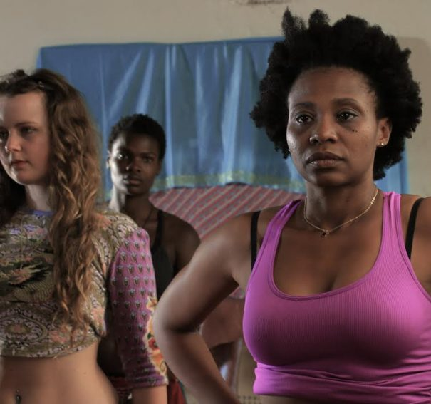Nollywood Darling Nse Ikpe-Etim Stars In South African Film Shushh