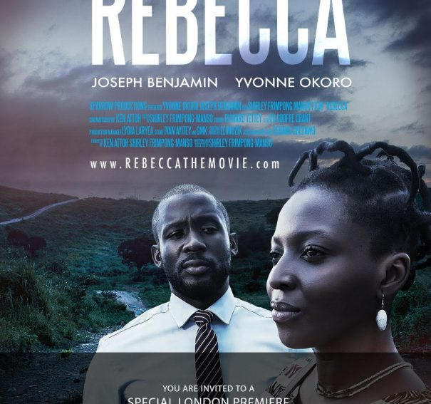 Shirley Frimpong Manso's new movie REBECCA set for UK Premiere