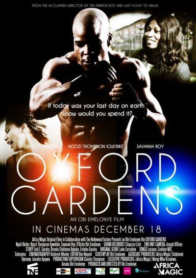 Xplore Reviews; Oxford Gardens