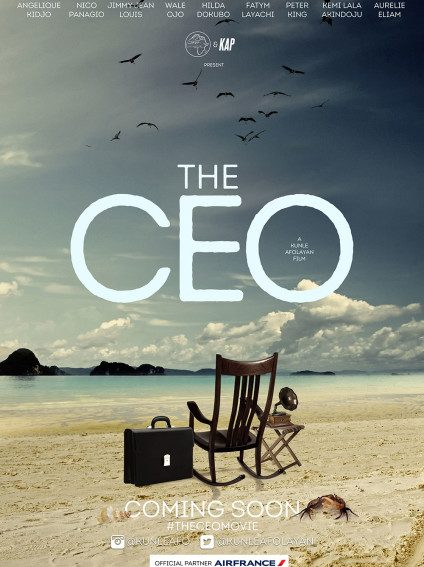 New Trailer Alert – Kunle Afolayan Releases 'The CEO'!!!