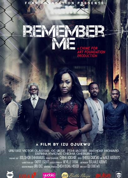 "Actress Cum Producer Uru Eke Set To Thrill With ""Remember Me"""