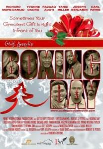 """New Movie Alert! Richard Mofe-Damijo, Yvonne Okoro, Joseph Benjamin & More star in """"Boxing Day"""""""