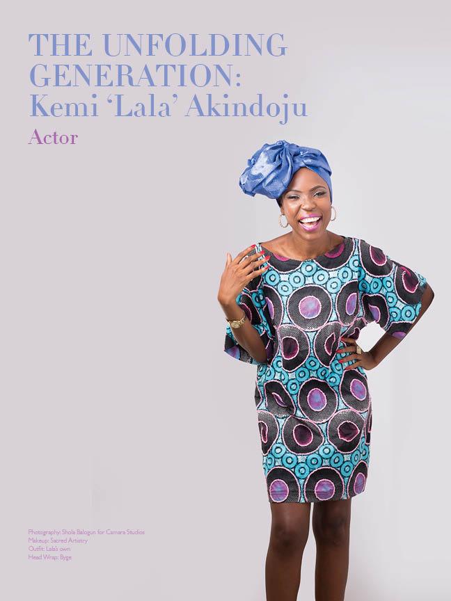 Omenka Film Issue Teasers Lala Akindoju