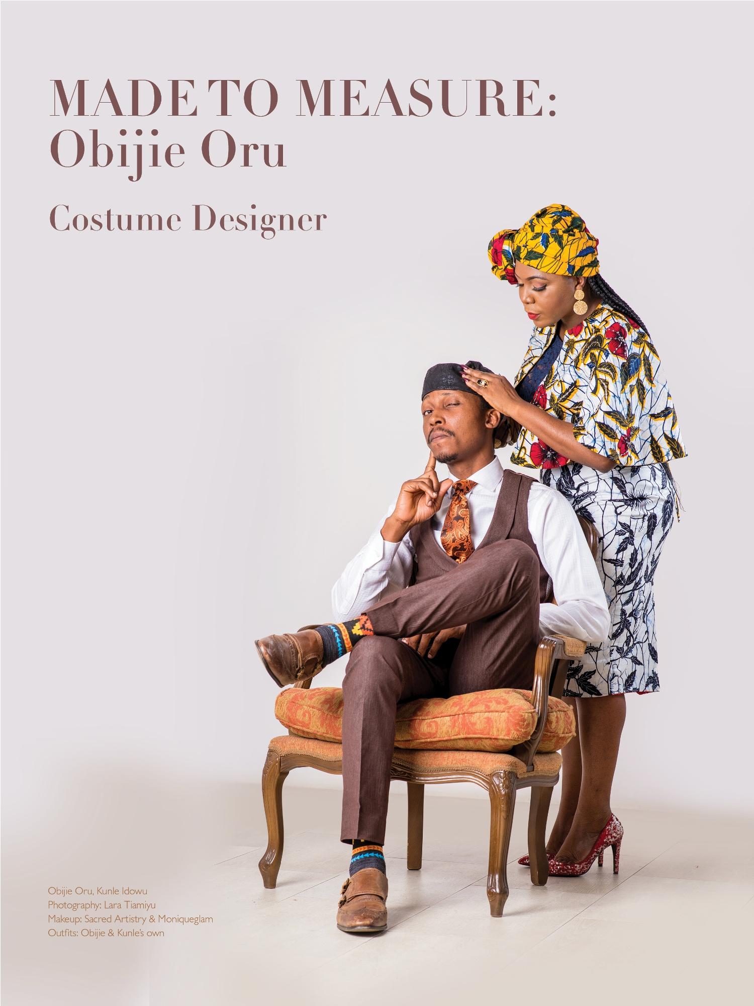 Omenka film Issue Teaser Obijie Oru and Kunle Idowu(Frank  Donga) (1)