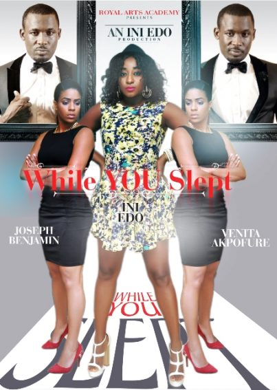"Xplore Reviews: Ini Edo's ""While You Slept"""