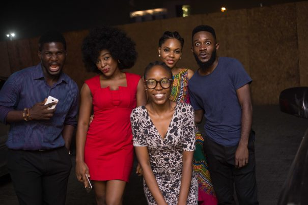 Award-winning writer Bola Agbaje takes Snapchat social movie-making to Nigeria
