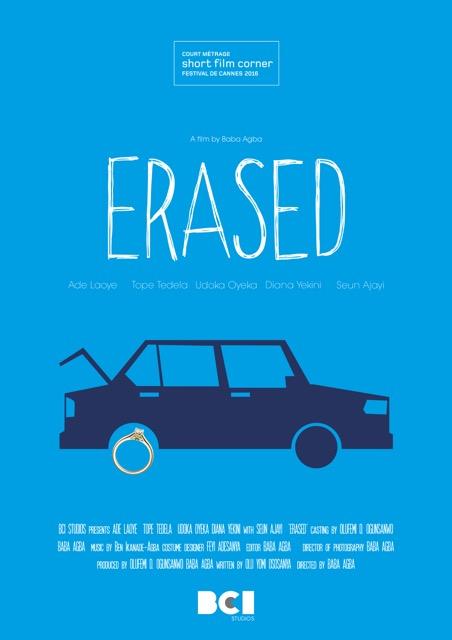 Erased-Short film