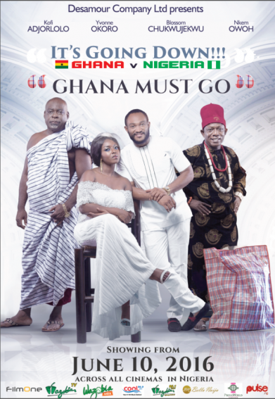 Xplore Reviews: GHANA MUST GO