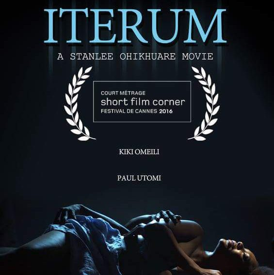 "Stanlee Ohikhuare's ""ITERUM"" to feature at the Cannes Film Festival"
