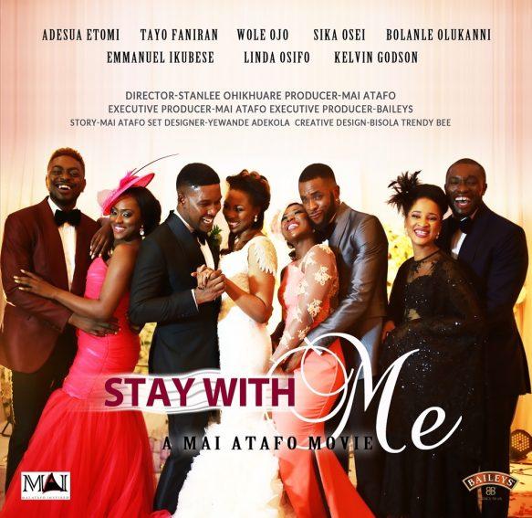 "NTA (New Trailer Alert): Fashion Designer Mai Atafo Releases ""Stay With Me"""