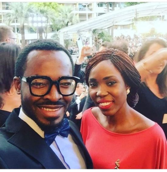 Nollywood Besties Spotted at the 2016 Cannes Festival
